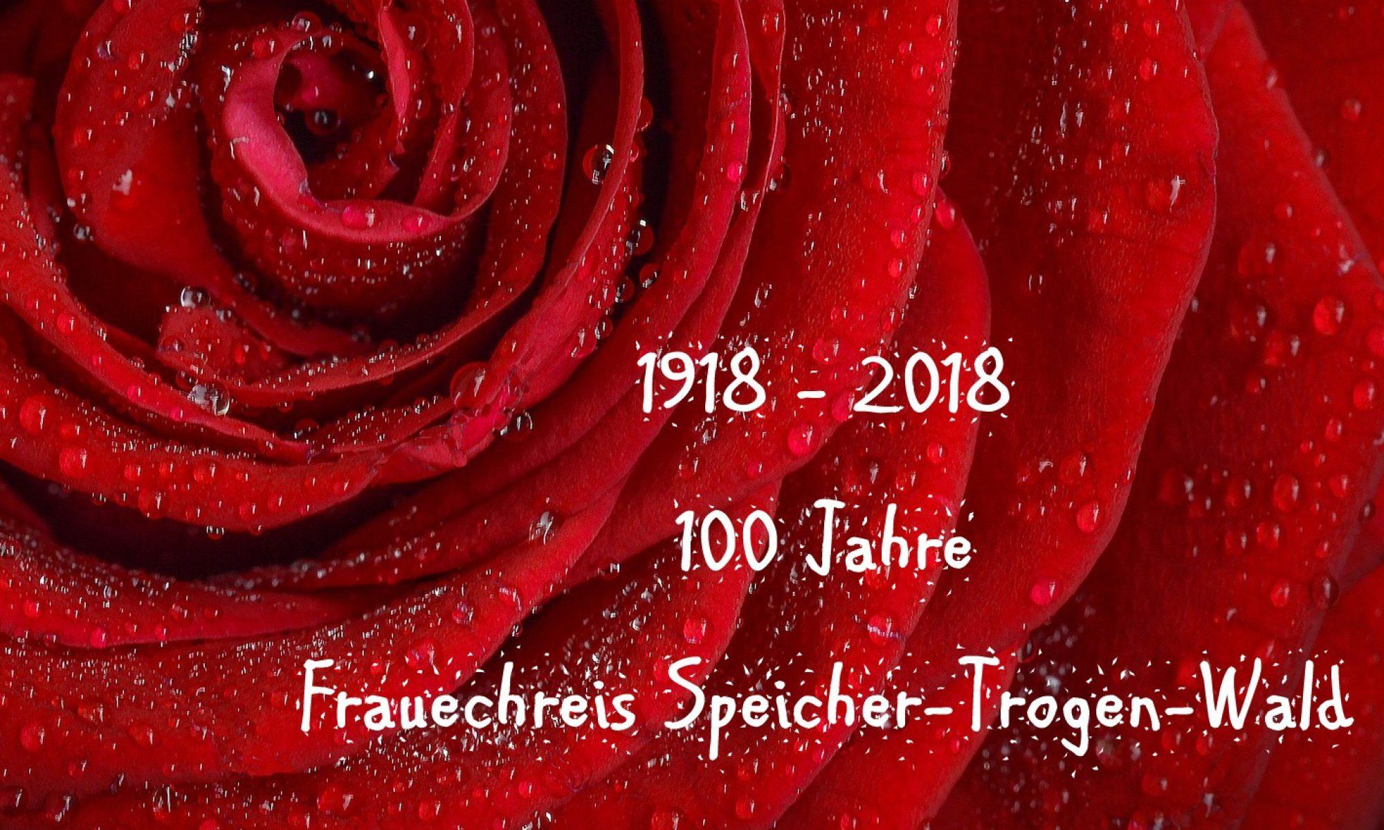 Frauechreis Speicher-Trogen-Wald